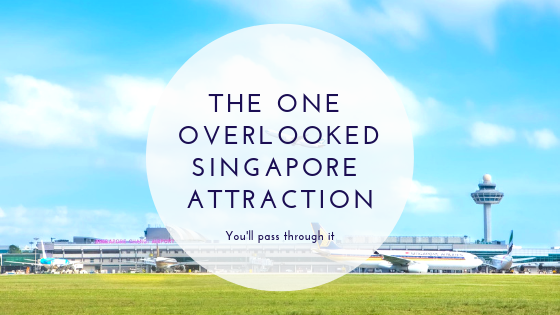 The One Singapore Attraction Travellers Overlook