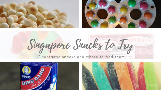 Fantastic Snacks and Where to Find Them—Singapore Edition